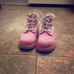 Real Girls timberlands boots
